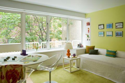儿童房现代风格效果图大全2017图片_土拨鼠温馨迷人儿童房现代风格装修设计效果图欣赏