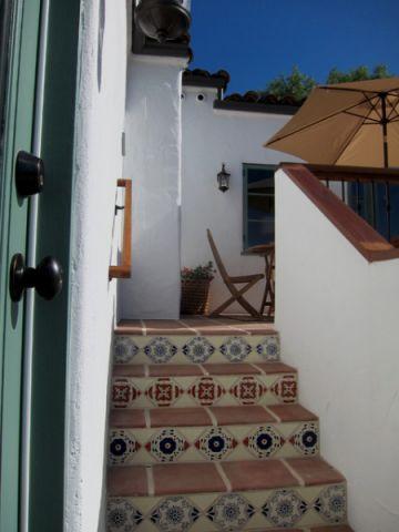 优雅阳台二手房地板砖构造图