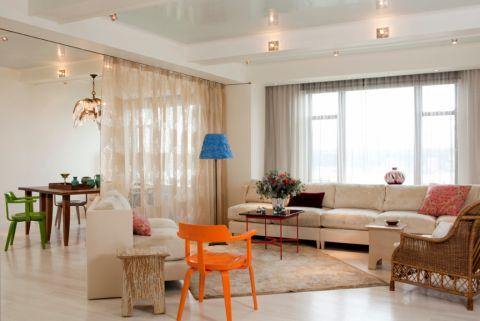 客厅现代风格效果图大全2017图片_土拨鼠美好休闲浴室现代风格装修设计效果图欣赏