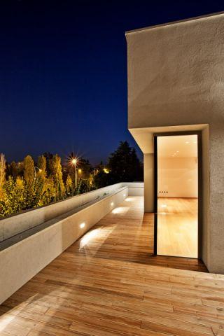 時尚二手房地板磚裝飾效果圖