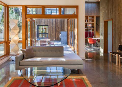 客厅北欧风格效果图大全2017图片_土拨鼠典雅纯净客厅北欧风格装修设计效果图欣赏