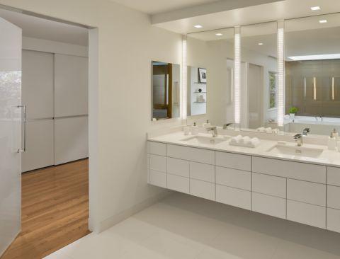 衛生間家用洗漱臺現代設計