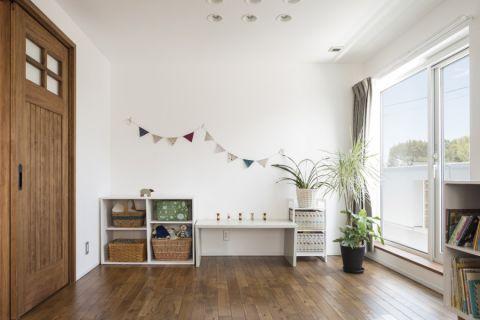 玄关地板北欧装潢图片
