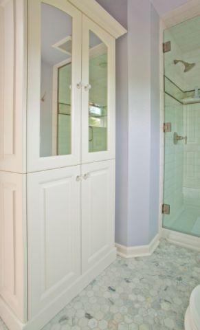 温暖卫生间装修效果图欣赏