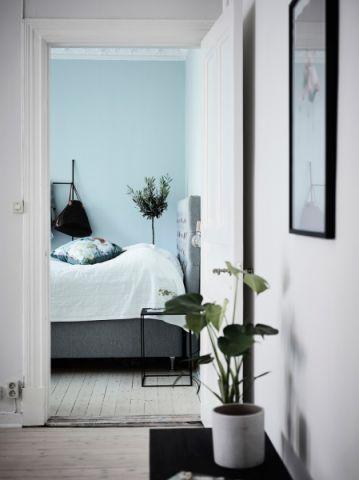 2019北欧卧室装修设计图片 2019北欧推拉门装修设计图片