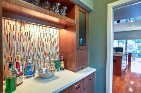 古朴厨房家装设计