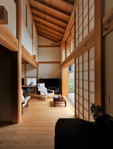 设计优雅地板室内装修图片