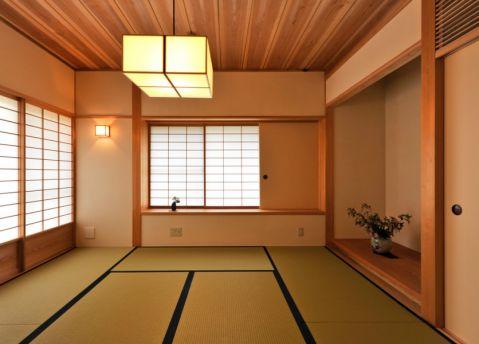 独具一格客厅日式案例图片