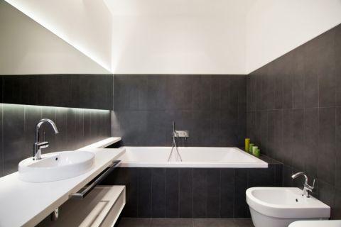 写意浴室现代家装设计