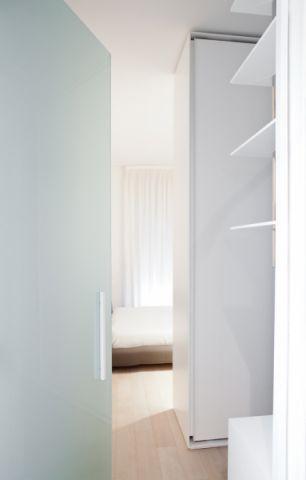 2020现代卧室装修设计图片 2020现代推拉门装修图片