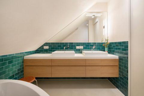 2020北欧浴室设计图片 2020北欧洗漱台装修设计