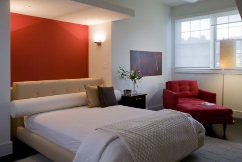 清新卧室案例图