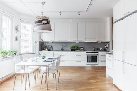 北欧厨房装修效果图欣赏