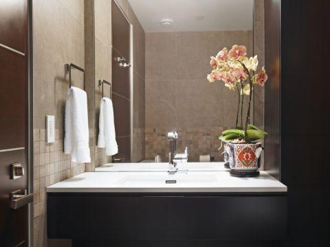 质感卫生间装修效果图欣赏
