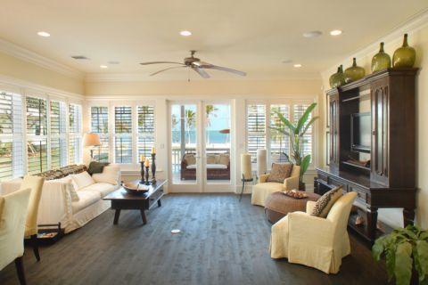 2020美式150平米效果图 2020美式别墅装饰设计