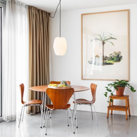 2021混搭70平米设计图片 2021混搭公寓装修设计
