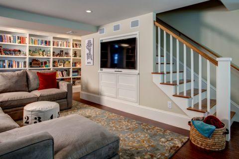 2021美式70平米设计图片 2021美式别墅装饰设计