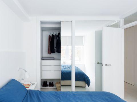 卧室北欧风格效果图大全2017图片_土拨鼠潮流雅致卧室北欧风格装修设计效果图欣赏
