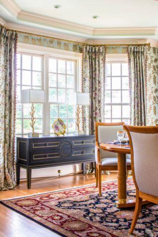 2020美式300平米以上装修效果图片 2020美式别墅装饰设计