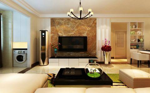 2020后现代100平米图片 2020后现代二居室装修设计