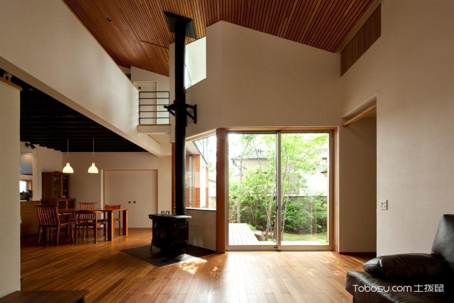 70㎡/日式/公寓装修设计
