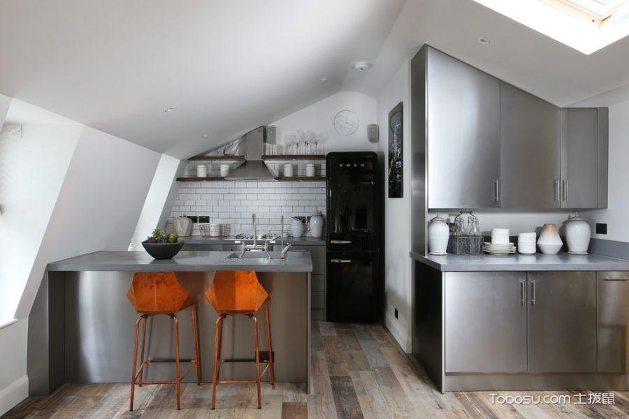40㎡/现代/公寓装修设计