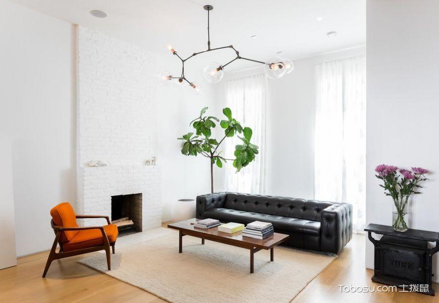 110㎡/北欧/三居室装修设计