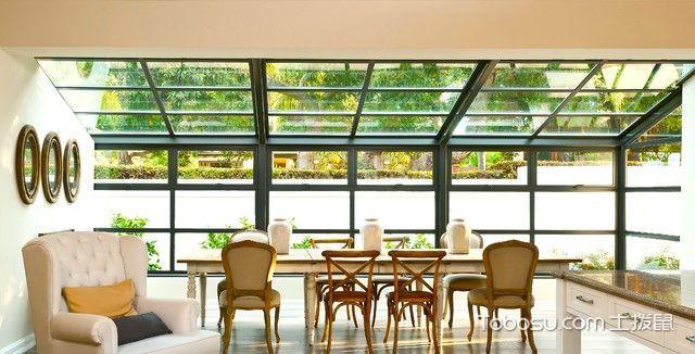 2020地中海餐厅效果图 2020地中海落地窗图片