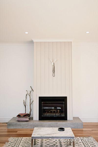 客厅北欧风格装修设计图片