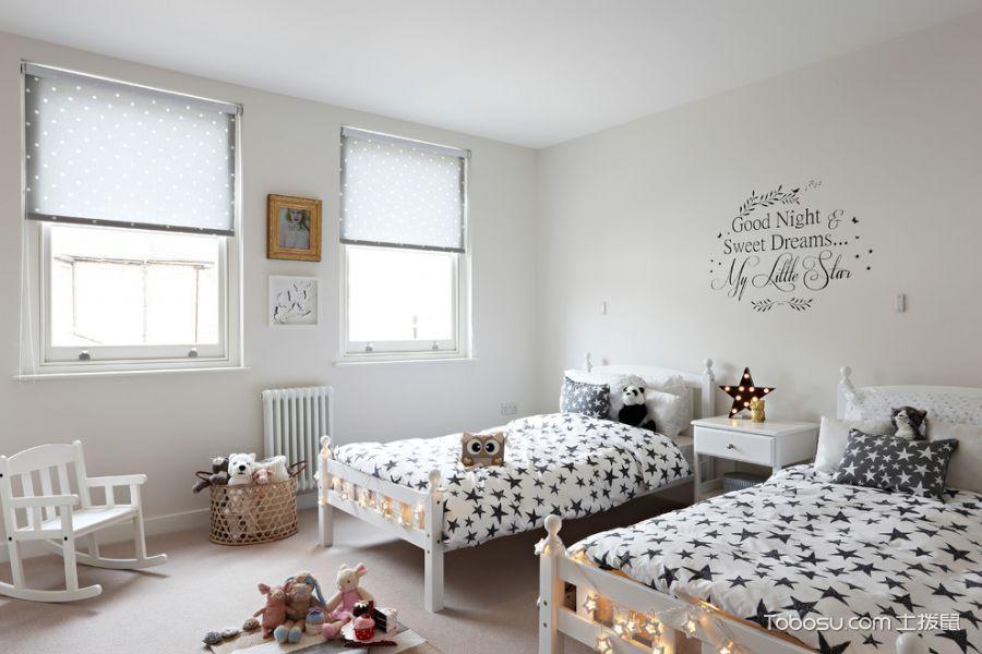 120㎡/北欧/三居室装修设计
