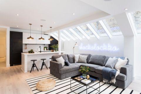 2020北欧240平米装修图片 2020北欧三居室装修设计图片