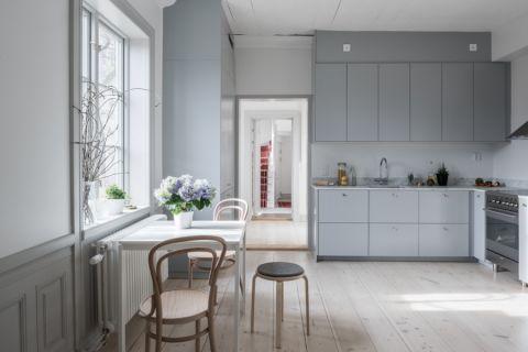 2020北欧70平米装修效果图大全 2020北欧一居室装饰设计