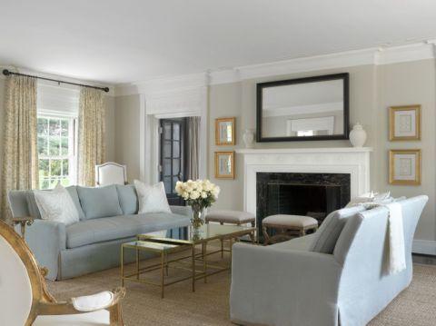 2020美式40平米图片 2020美式别墅装饰设计