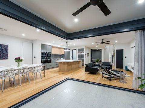 2021现代90平米效果图 2021现代庭院装修效果图大全