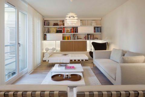 2018北欧110平米装修图片 2018北欧一居室装饰设计