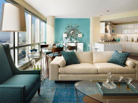 2018现代40平米图片 2018现代公寓装修设计