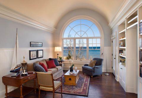 2021美式80平米设计图片 2021美式套房设计图片