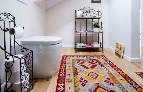 卫生间混搭室内装修设计