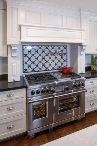 质朴厨房室内装饰