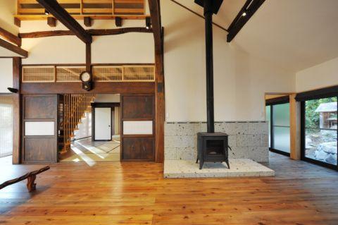 2021日式120平米装修效果图片 2021日式二居室装修设计