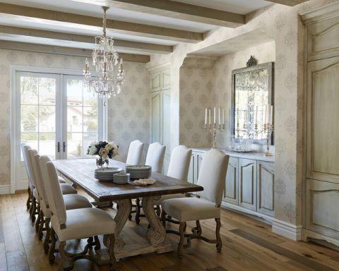 2021地中海60平米装修效果图片 2021地中海一居室装饰设计