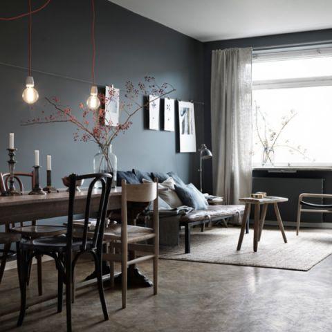 客厅北欧风格效果图大全2017图片_土拨鼠清爽雅致客厅北欧风格装修设计效果图欣赏