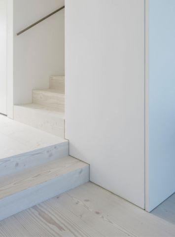楼梯现代风格效果图