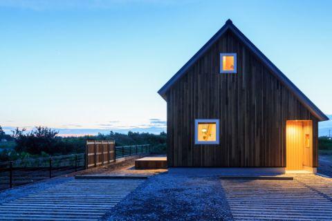 外景外墙北欧风格装饰设计图片