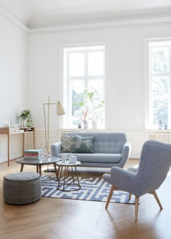 2019北欧50平米装修图片 2019北欧四合院装饰设计