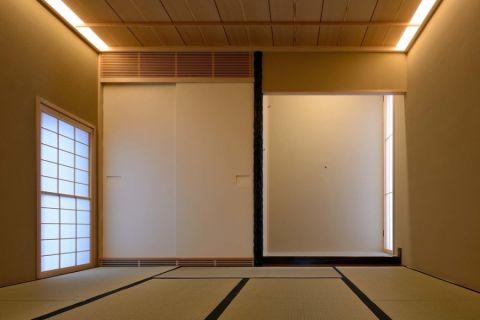 卧室日式风格效果图大全2017图片
