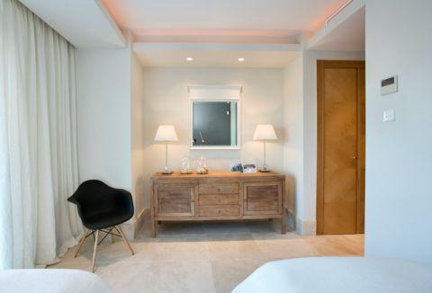 卧室北欧风格效果图大全2017图片_土拨鼠简洁创意卧室北欧风格装修设计效果图欣赏