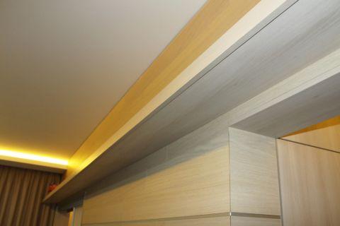 客厅吊顶北欧风格装修图片