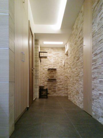 玄关门厅北欧风格装饰设计图片