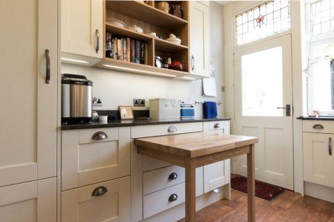 厨房简欧风格效果图大全2017图片_土拨鼠简约奢华厨房简欧风格装修设计效果图欣赏
